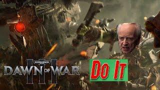Warhammer 40,000: Dawn of War III - Orkz vs Eldar - WAAGH!