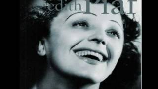 in memory of Edith Piaf... Our band is great fan of her. http://mys...