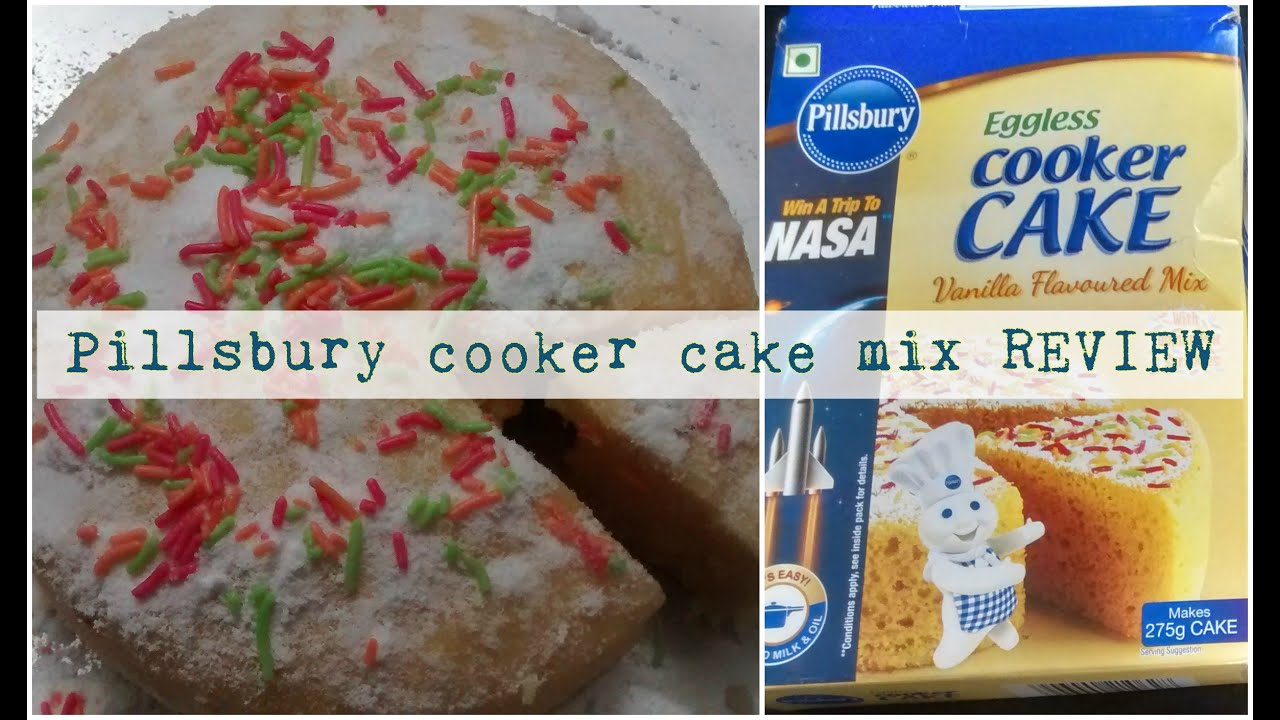How To Make Pillsbury Cooker Cake