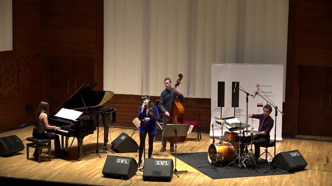 27. İzmir Avrupa Caz Festivali'nde Fleur Bleue Quartet imzası ...