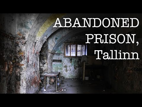 SCARY VLOG: Abandoned Places- Patarei Prison, Tallinn