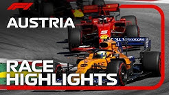 2019 Austrian Grand Prix: Race Highlights