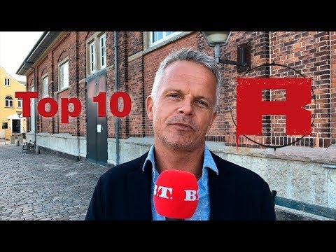 Kjeldbjergs 10 vildeste Robinson episoder.