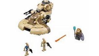 LEGO Star Wars 75080 Review + Comparison