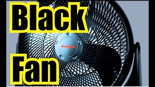 FAN SOUND OF A BLACK FAN 10 HOURS TURBO FAN VIDEO ASMR = FAN WHITE NOISE