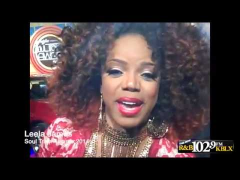Soul Train Awards Red Carpet age with Sterling James %7C 102 9 KBLX
