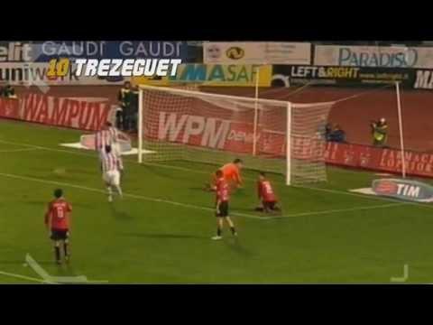 Juventus | Top 10 gol di Trezeguet #GOL!