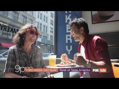 Twist Of Taste America, Sat - Sun, 9PM