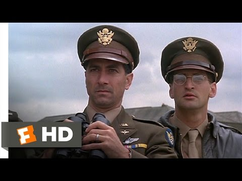 Memphis Belle (10/10) Movie CLIP - Landing the Belle (1990) HD