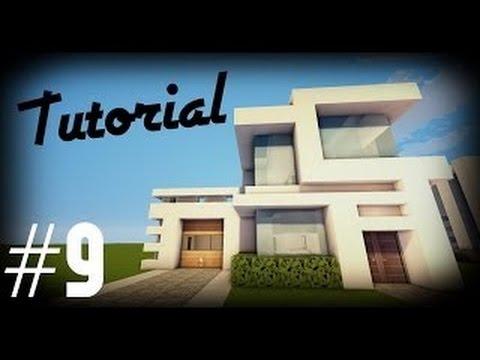 Juegayorkis555 minecraft como hacer una casa moderna 9 for Como hacer una casa moderna y grande