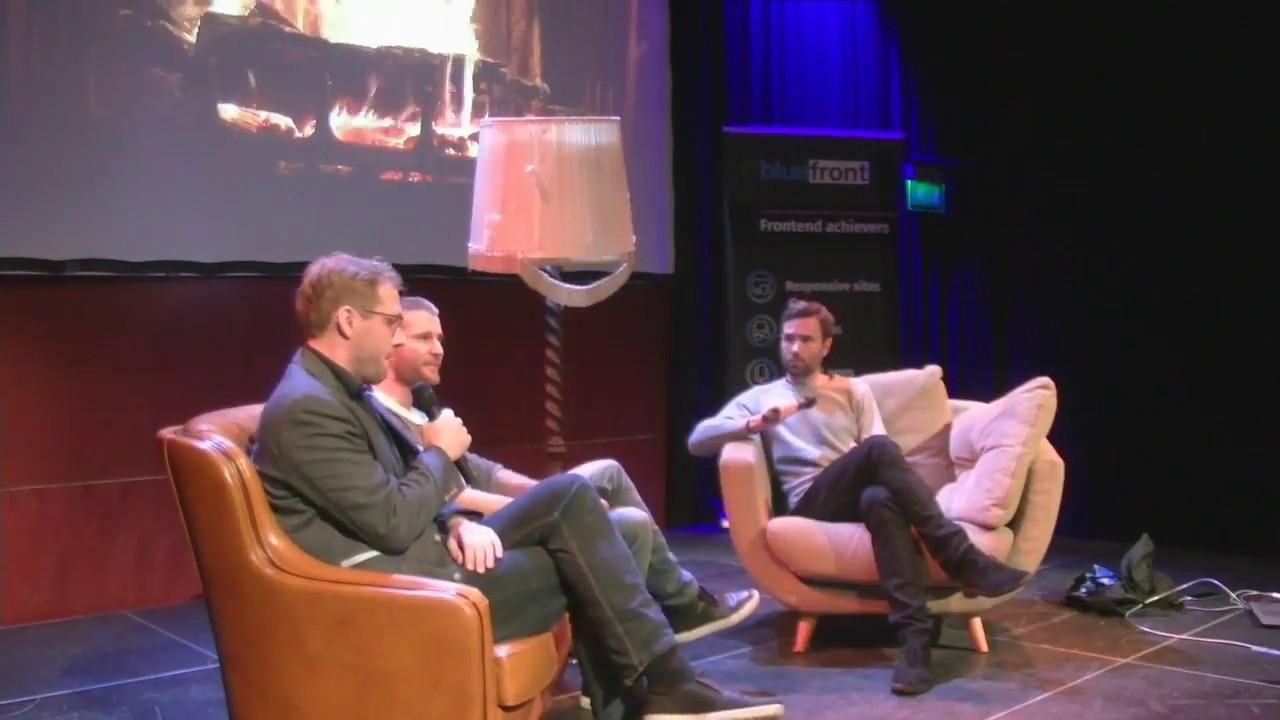 Fireside chat with Koen Bok, founder of Framer