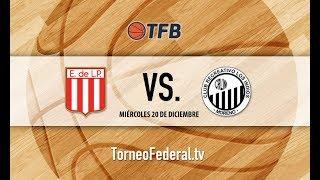 Mesopotamia: Estudiantes de La Plata vs. Los Indios de Moreno   #TFB