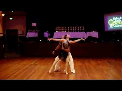 Kadu and Larissa | Australian Salsa Open 2012