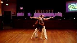Kadu and Larissa | Australian Salsa Open 2012