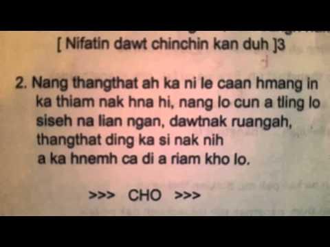 Nifatin - karaoke by Htun Kyaw