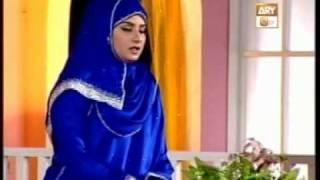 vuclip Ya rab tawaf e khana Hooria Fahim