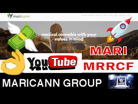 Maricann Group Inc. Receives Export Permit From Health Canada - RICH TV LIVE