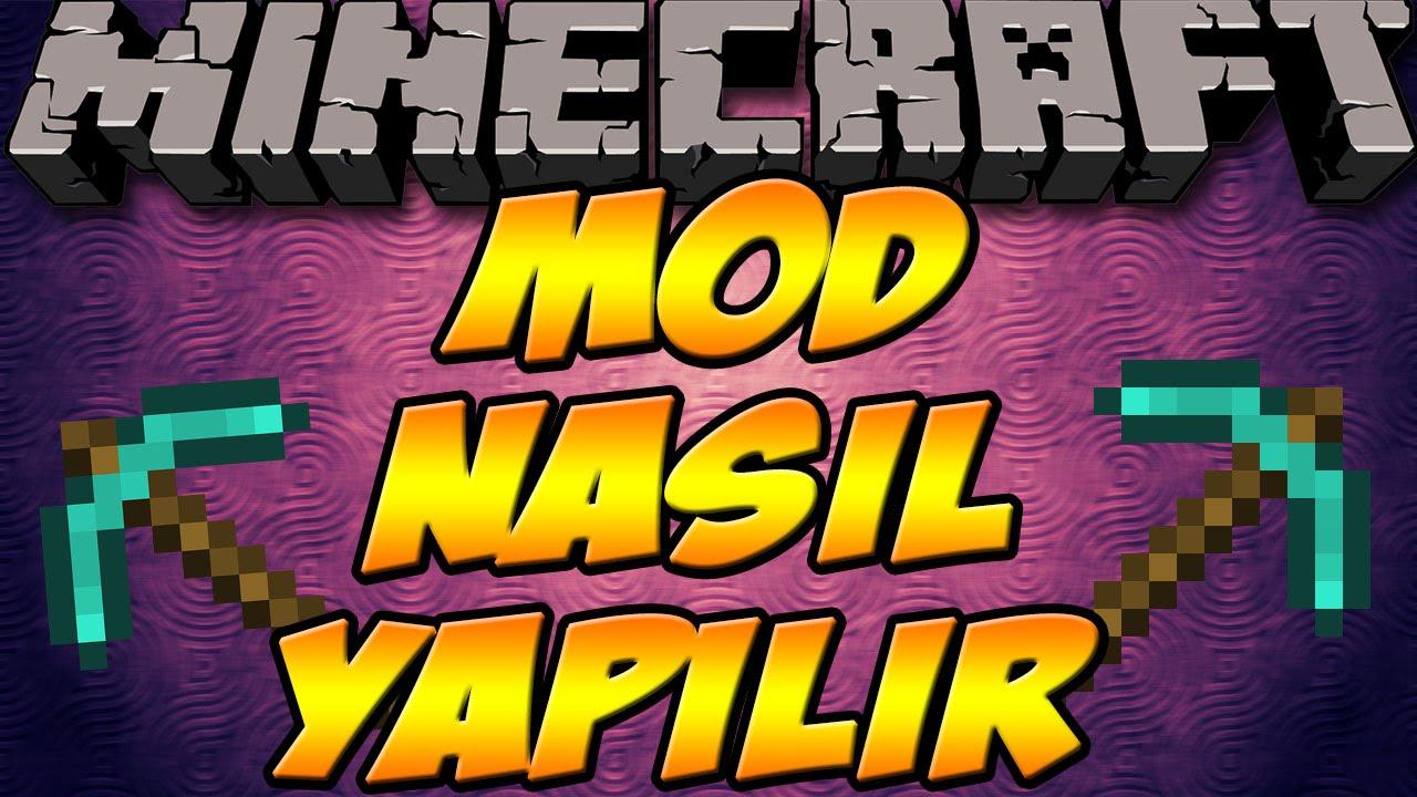 Minecraft Modu Nasil Yapilir Bolum 1 Calisma Ortami Olusturma Youtube