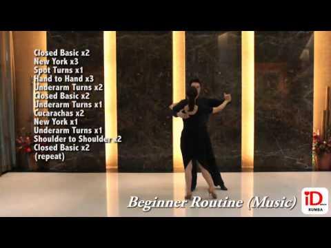 International Rumba Beginner Routine (Music)