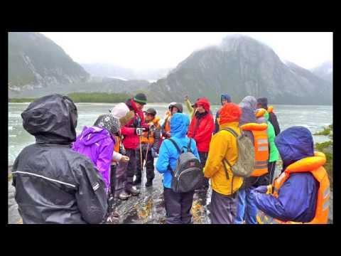 Pia Glacier & Beagle Channel   Large