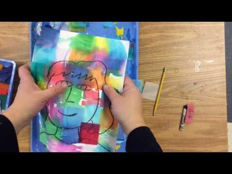 Paul Klee Portrait