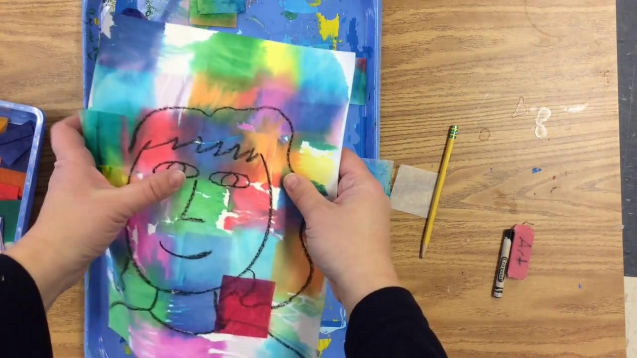 paul klee portrait - Paul Klee Lebenslauf