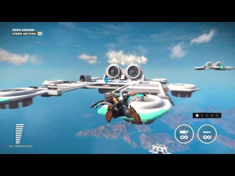 Just Cause 3 Sky Fortress| ShowCase (Pt:1) |