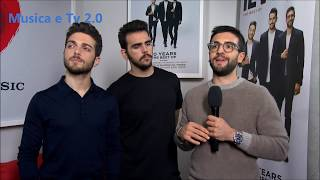 Baixar IL VOLO presenta la raccolta The Best Of - 10 Years (Intervista)