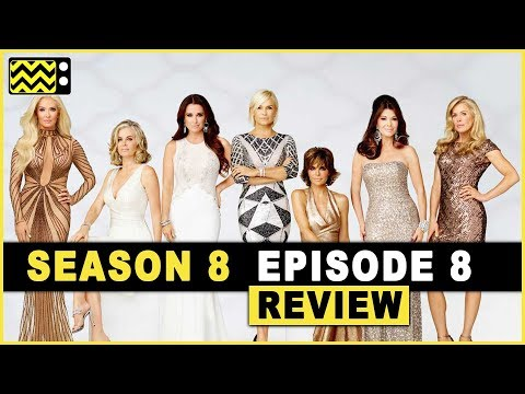 Real Housewives Of Beverly Hills Season 8 Episode 8 Review & Reaction | AfterBuzz TV