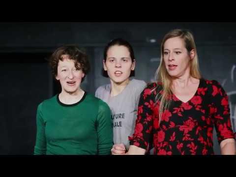 Trailer 'last woman standing' - eine Stückentwicklung zur Rolle der Frau