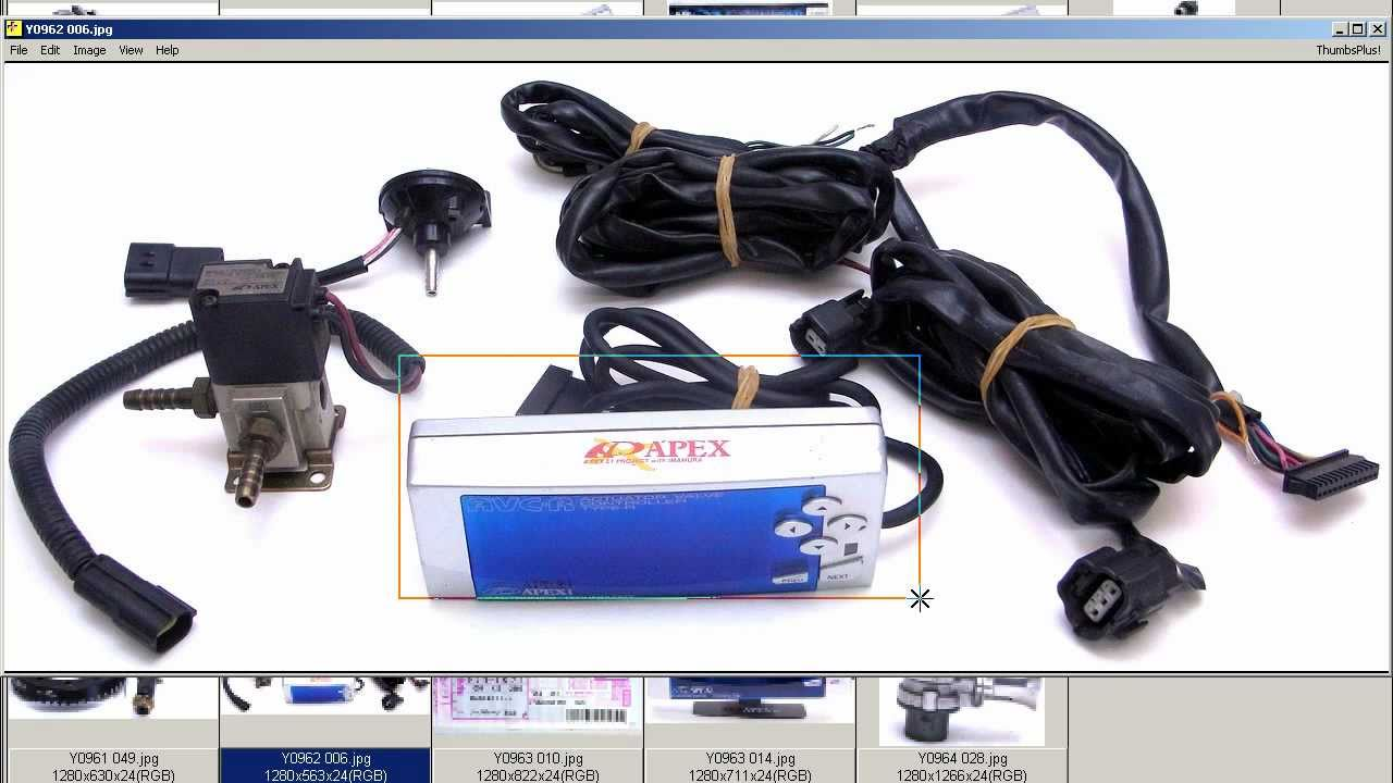 Apexi Avcr Avc R Blue Screen Gen3 Boost Controller Youtube Safc Wire Up Diagram