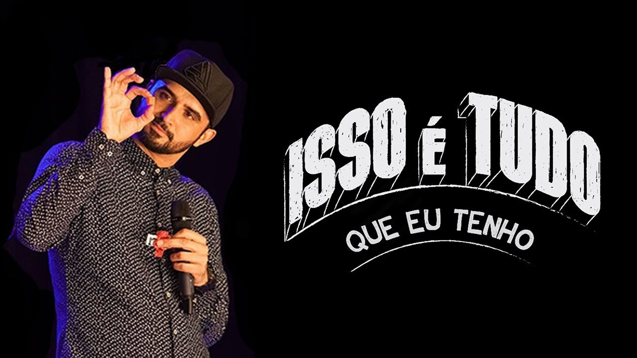 Download Thiago Ventura l Especial Isso é Tudo Que Eu Tenho l Legendado - ENG/ESP/PTBR [Full HD]