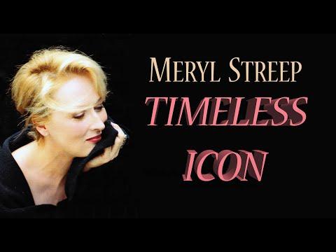 Meryl Streep - Ageless Icon
