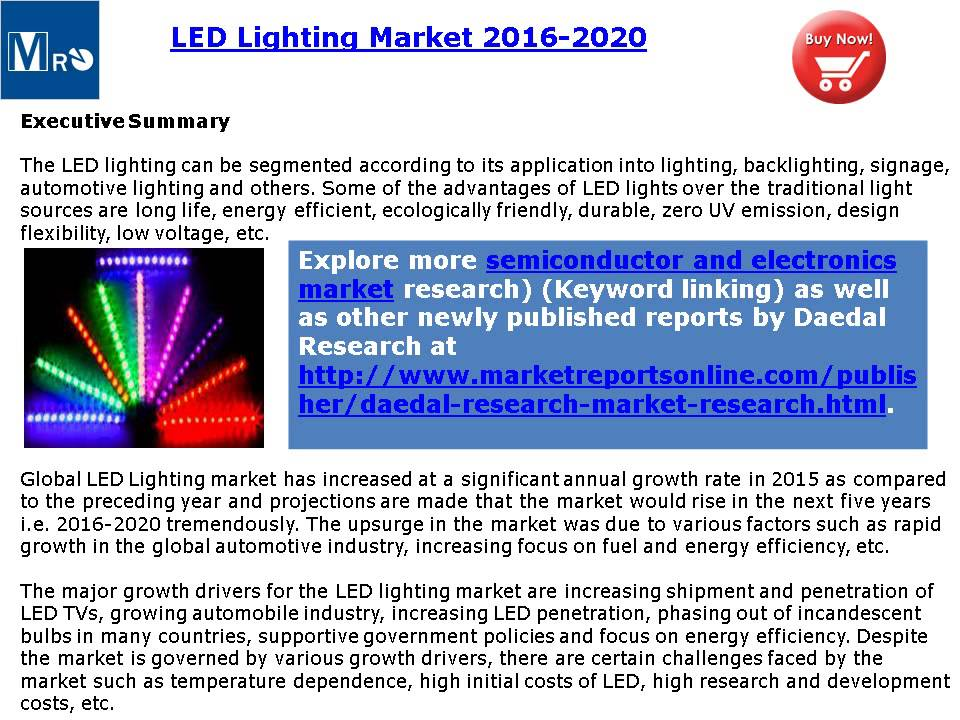 MarketReportsOnline Adds Latest Study on Global LED Lighting Market Trends u0026 Opportunities 2020  sc 1 st  YouTube & MarketReportsOnline Adds Latest Study on Global LED Lighting ... azcodes.com
