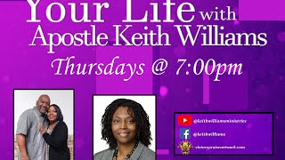 Your Life with special guest Chikeitha Owen