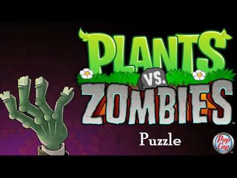 Plants vs Zombies Soundtrack. [Puzzle]