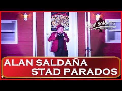 Alan Saldaña / Stad Parados
