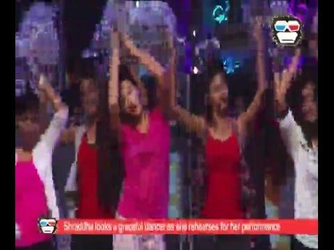 VIDEO: Jacqueline, Varun, Shraddha sweat at Star Screen Awards rehearsals!