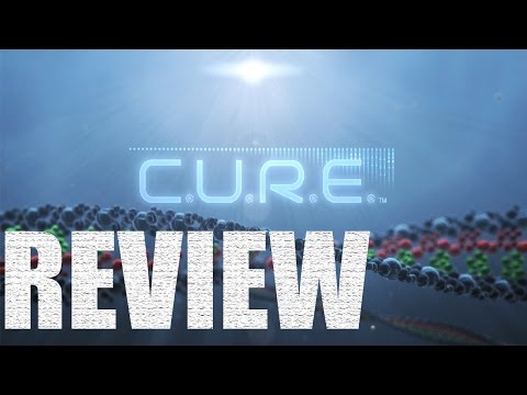 CURE - Biology Based RTS - GAMES IN EDUCATION