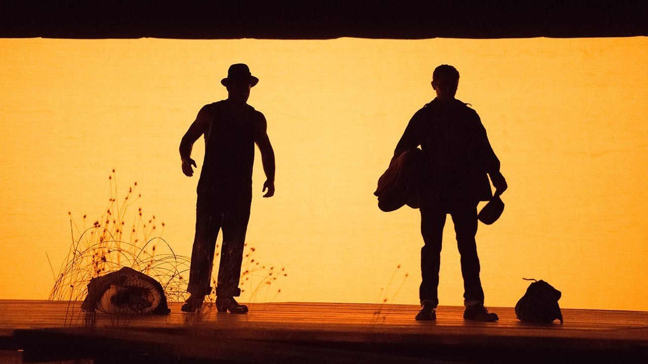 A look at lenny and george from the story of mice and men