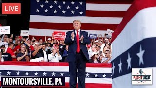 🔴 LIVE NOW: President Donald Trump MAGA Rally in Montoursville, PA 5/20/19