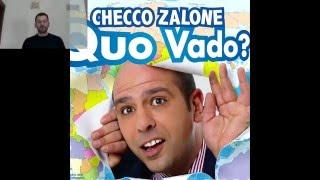 Checco Zalone - Quo Vado - Trailer - Opinione - Immagini dal film