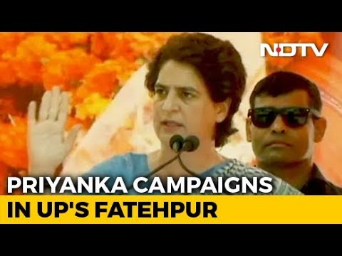 "BJP Government Thinks It's Doing Public A ""Favour"": Priyanka Gandhi Vadra"