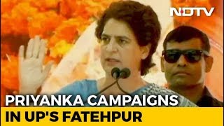 "BJP Government Thinks It's Doing Public A ""Favour"": Priyanka Gandhi Vadra"