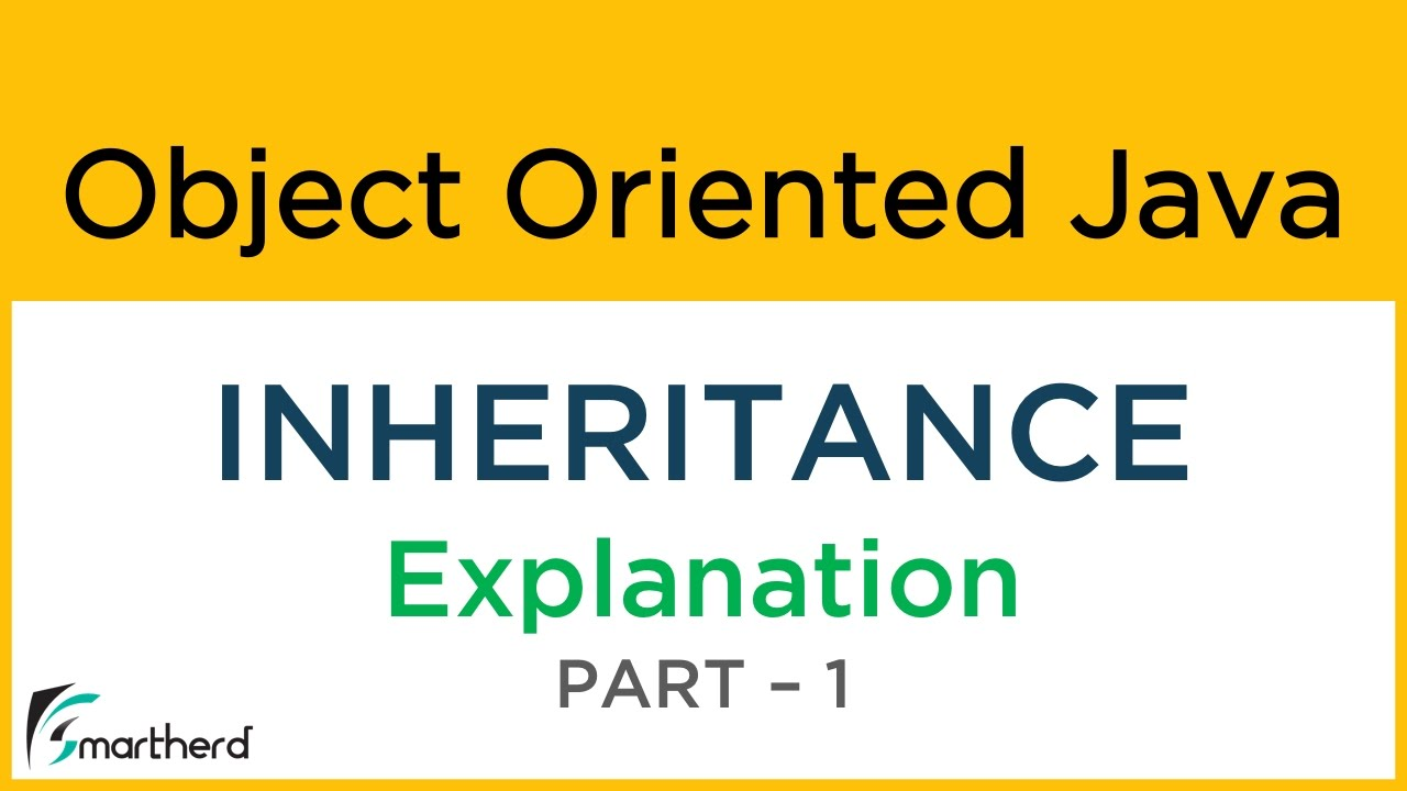 151 object oriented java tutorial inheritance explained part 1 151 object oriented java tutorial inheritance explained part 1 baditri Image collections