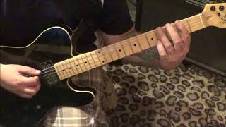 OLD DOMINION - HOTEL KEY - CVT Guitar Lesson by Mike Gross Video
