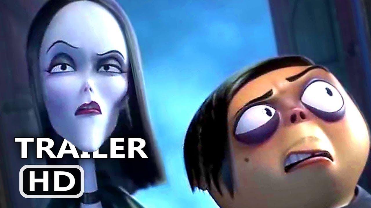 A FAMILIA ADDAMS Trailer Brasileiro DUBLADO (2019)