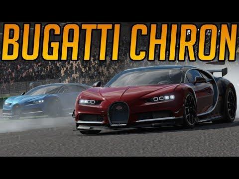 Forza 7 Another Bugatti Chiron Video