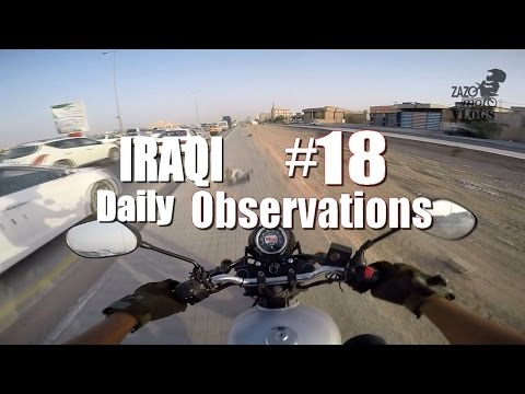 IRAQI Daily Observations #18