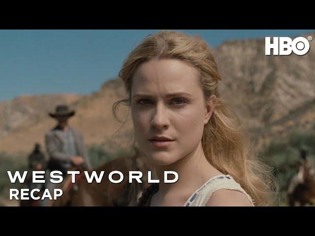 Westworld: Official Season 2 Recap | HBO